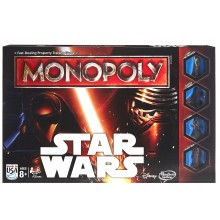 Star Wars Monopoly - The Force Awakens Edition