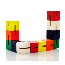 TWIST AND LOCK BLOCKS