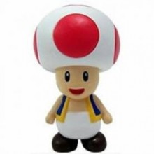 Nintendo Toad Vinyyli Hahmo 12cm