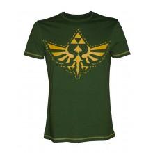 Nintendo Suuri Zelda Logo T-Paita