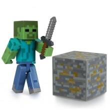 Minecraft Zombie Vinyyli