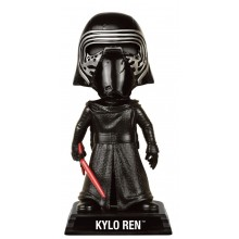 Star Wars Kylo Ren Wacky Wobbler Bobble Head