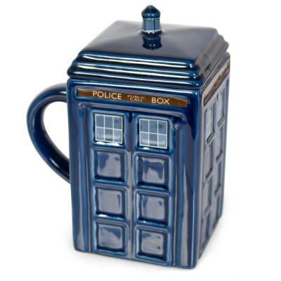 Doctor Who TARDIS Muki