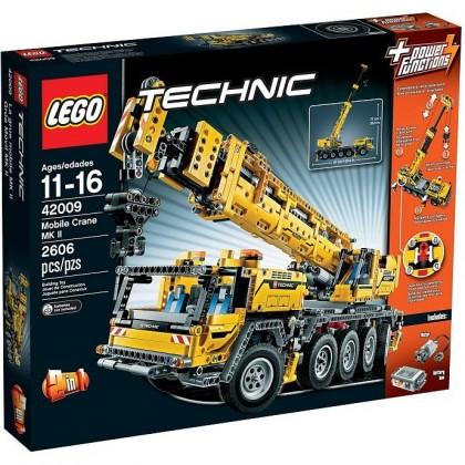 Lego Technic Nosturiauto Mk Ii 42009 Alphageek