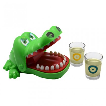 Krokotiili Juomapeli