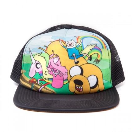 Adventure Time Snap Back - AlphaGeek 0c268c0324