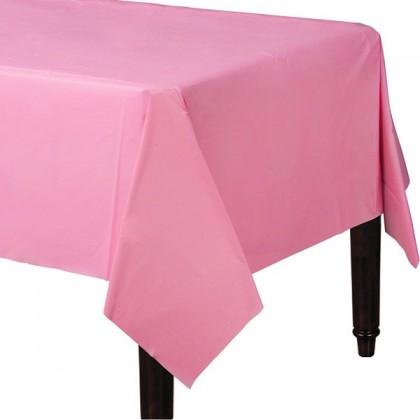 Rosa bordsduk