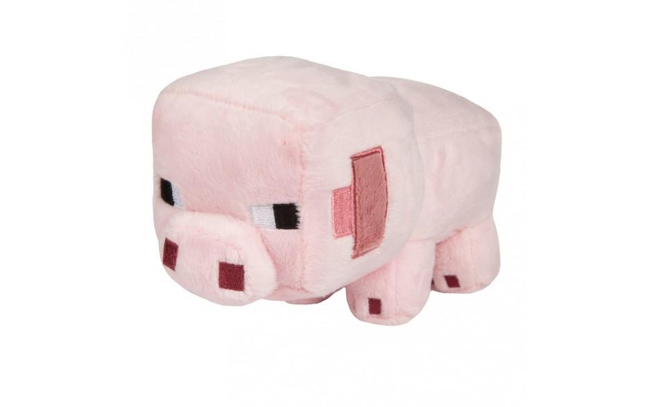 Minecraft Baby Pig Pehmolelu 17 cm