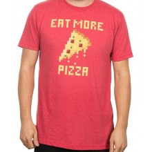 Eat More Pizza T-Paita
