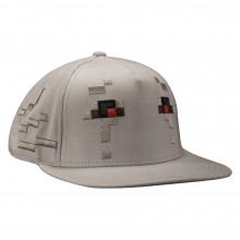 Minecraft Ghast Snap Back -lippis