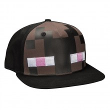 Minecraft Enderman Snap Back -lippis