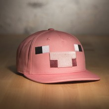 Minecraft Porsas Snap Back -lippis
