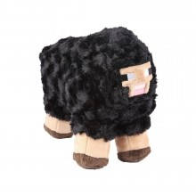 Minecraft Black Sheep -pehmolelu