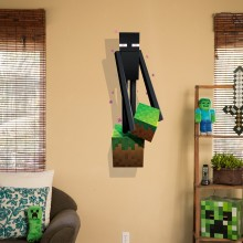 Minecraft Enderman SeinÄTarra