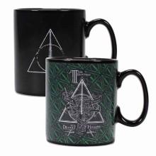Harry Potter Deathly Hallows Lämpöherkkä Muki