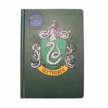 Harry Potter Slytherin Muistikirja A5