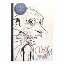 Harry Potter Dobby Muistikirja A5