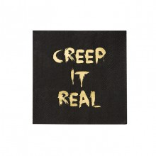 Servetit Barock Creep It Real 16-pakkaus