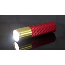 Taskulamppu Shotgun Shell