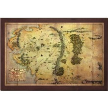 Keski-Maan Kartta