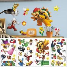 Nintendo SiirrettÄVÄT SeinÄTarrat