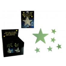 Itsevalaisevat tähdet