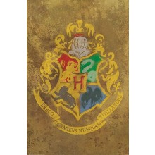 Harry Potter (Tylypahkan Vaakuna) JULISTE