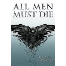 GAME OF THRONES - ALL MEN MUST DIE JULISTE