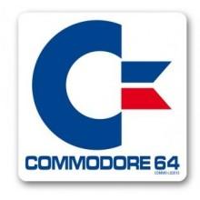 Commodore 64 Lasinaluset 6-pakkaus