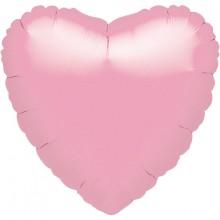 Ballong Rosa Hjärta
