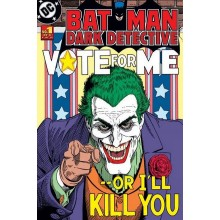 BATMAN - JOKERI VOTE FOR ME JULISTE