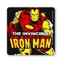 Marvel Iron Man Lasinalunen Musta 6-pakkaus