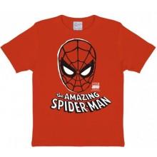 Marvel The Amazing Spirderman Naamio Lasten T-Paita