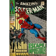 MARVEL  SPIDERMAN- ESCAPE IMPOSSIBLE JULISTE