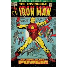 IRON MAN - BIRTH OF POWER JULISTE