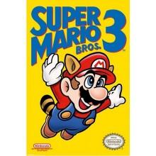 SUPER MARIO BROS. 3 (NES KANSI) JULISTE