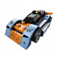 LEGO Sininen Kilpa-auto 8193