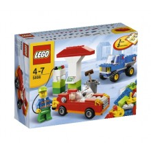 LEGO Autonrakennus 5898