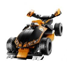 LEGO Racers Vaarallinen 7971