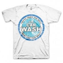 Breaking Bad A1A Car Wash T-Paita Valkoinen