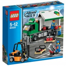 LEGO City Airport Kuorma-auto 60020