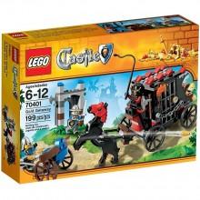 LEGO Castle Pako kultasaalin kanssa 70401