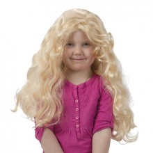 Kihara Peruukki Blondi Lapsille