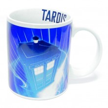 Doctor Who Printed TARDIS Muki