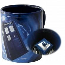 Doctor Who TARDIS Mukin Sisäpuoli
