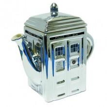 Doctor Who Tardis Teekannu Hopea
