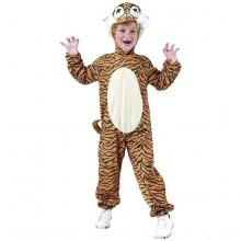 Tiikeri Naamiaispuku Lapsille