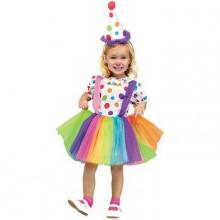 Clown Naamiaispuku Lapsi