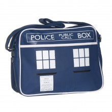 Doctor Who Tardis Messenger Laukku