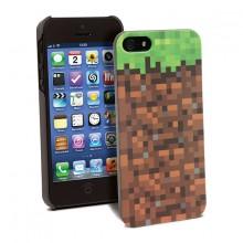 Minecraft Grassy Block Kännykkäkuori